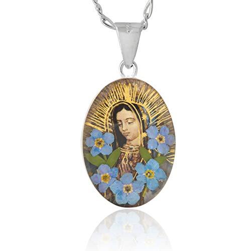 articulos religiosos de la virgen de guadalupe fabricante TAMI Joyería Floral