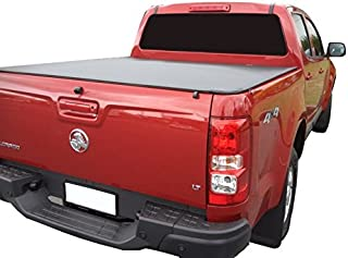 Holden Colorado RG Dual Cab Clip On Ute Tonneau Cover July 2012 to Current