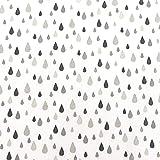 MAGAM-Stoffe Tier Drops Baumwollstoff Kinder Oeko-Tex