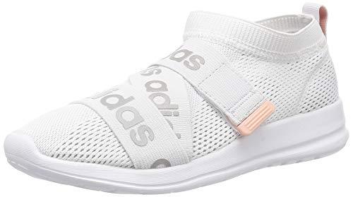 adidas Damen Khoe Adapt X Laufschuhe, FTWR White/Dash Grey/Grey Two F17, 40 2/3 EU
