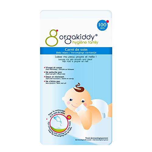 ORGAKIDDY - Bolsa de 100 unidades