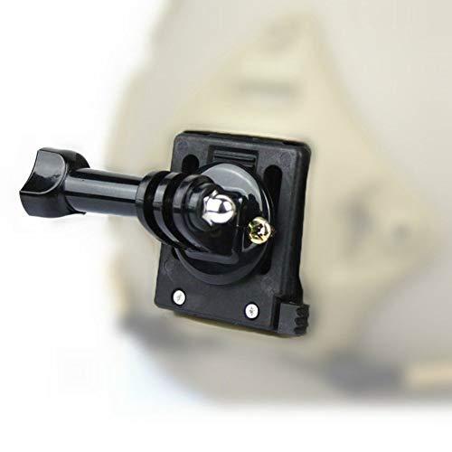 Huenco Tactical Fast/AF / M88 / Mich Helme Zubehör Vordere Halterung Halterung Für Paintball Airsoft Action Kamera
