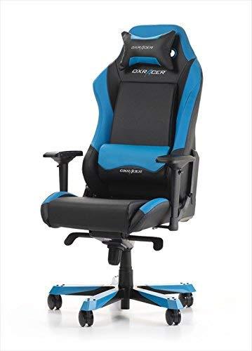 DX Racer Iron IF11 Siège Gaming Bleu