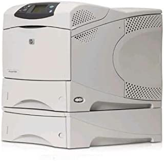 HP Laserjet 4250dtn Printer with Extra 500-Sheet Tray and Auto Duplexing (Q5403A#ABA)