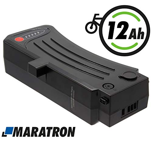 Maratron Akku 36V 12Ah 432Wh für Prophete, Zündapp, Kreidler u.a.