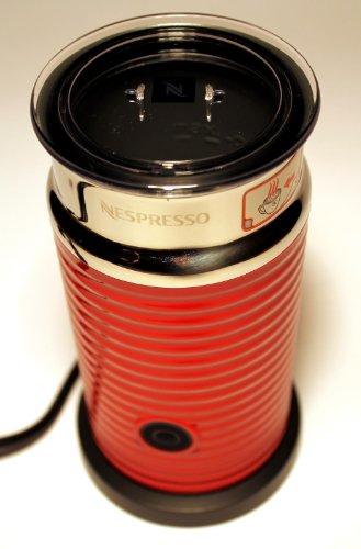 Nespresso Aeroccino 3,montalatte, Rosso