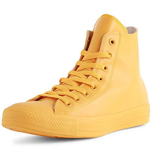 Converse Chuck Taylor All Star, Unisex-Erwachsene Hohe Sneakers, Gelb(senf), 39 EU