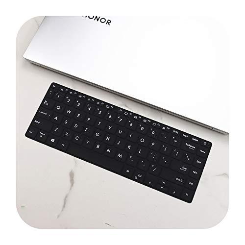Para Asus VivoBook 14 X413FP X413FA X413F X413 FA FP F S14 X421FA X421IA X421 FA IA 2020 14' Silicona Keyboard Cover Protector-allblack