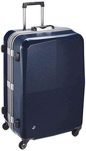 [プロテカ] スーツケース 日本製 エキノックスライトオーレ サイレントキャスター 96L 66 cm 5kg コズミックネイビー