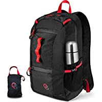 QS 22L Packable and Foldable Lightweight Hiking Backpack