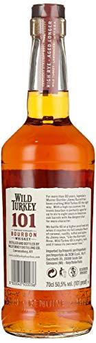 Wild Turkey 101 Bourbon Whiskey (1 x 0.7 l) - 5