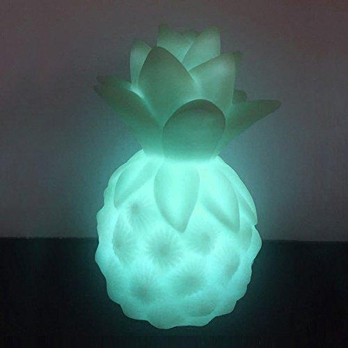 Ananas-Nachtlichter, LED Ananas-Lampe, Geschenk für Mädchen Teenager Ananas Dekoration Ananas Lichter Ananas Dekoration für Zuhause, Party, Wohnzimmer, Schlafzimmer, Valentinstagsgeschenk