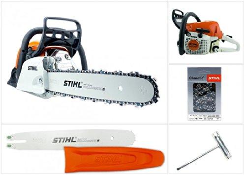 STIHL Kettensäge / Motorsäge MS 231 C mit 35 cm Schnittlänge + 1,3 mm Kette
