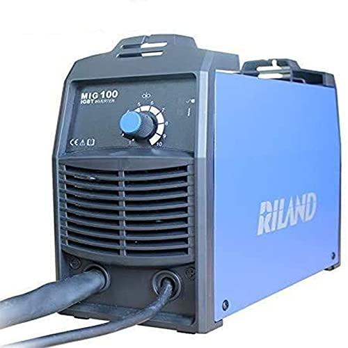 soldador MIG100 Máquina de soldadura eléctrica Welder Inverter Máquina de soldadura MIG...