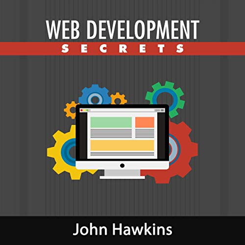 Web Development Secrets audiobook cover art