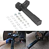 8629 Universal Wheel Hub Removal Tool Replace for ATD Tools, Compatible with All Axle Bolt Hubs (5, 6 and 8 Lug Hubs).