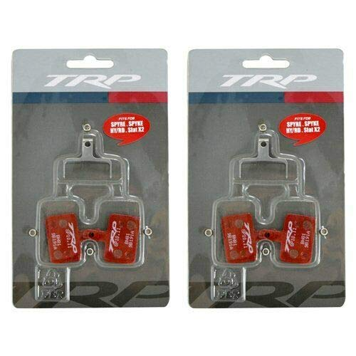 TRP SP10.11 HY, RD, Spyre, Spyke, Road Disc Brake Cycling Pads, 2 Pack, STB1763