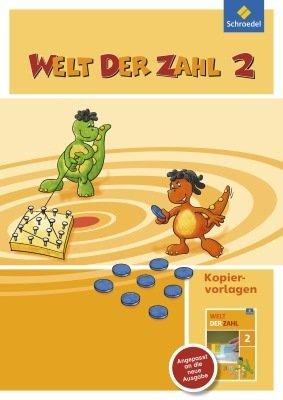 Welt der Zahl für Grundschulen. Allgemeine Ausgabe 2015. Kopiervorlagen 2