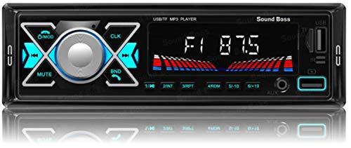 Sound Boss SB-17 Car Mp3 Player