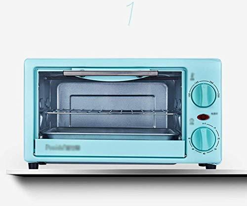 WANBAO Suministros de Cocina Mini Horno eléctrico Tostadora Multifuncional Bandeja Caliente Máquina de Desayuno Horno asado Grande Capacidad Microondas