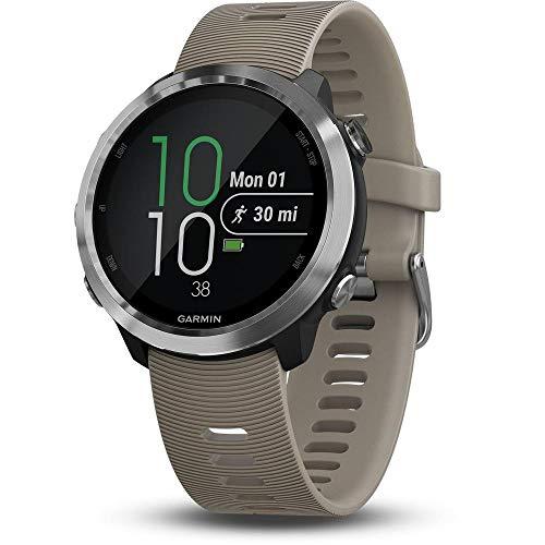Garmin Reloj/PULSOM FR645 GPS Acampada y Senderismo, Adultos Unisex, Beige (Beige), Talla Única