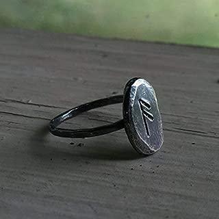 custom rune ring