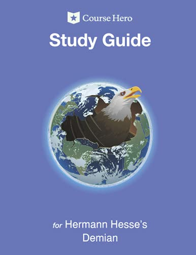 Study Guide for Hermann Hesse's Demian
