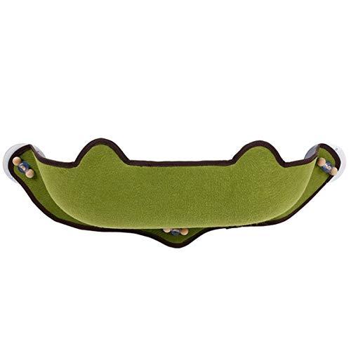 Nieuwe Glas Vensterbank Opknoping Bed Kat Litter Kat Pad Kat Hangmat Kat Super Sterke Zuigen Cup Nest Zon Muur Bed Huisdier benodigdheden