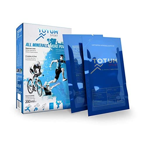 Totum Sport – 10 sachets – 200ml – 100% Natural Electrolyte Hydration Supplement