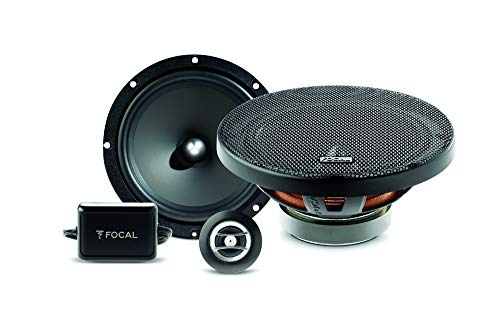 Focal Performance Auditor RSE-165 2 Way Component System (Black)