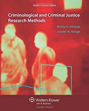 Criminological and Criminal Justice Research Methods (Aspen College)
