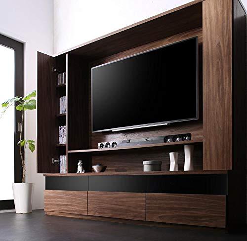 壁掛けタイプ登場♪ 壁掛け テレビ台 幅180 壁面収納 テレビ台 ハイタイプ テレビボード ウォールナット ハイタイプテレビ台 55型 42型 木製 安い おしゃれ 32型