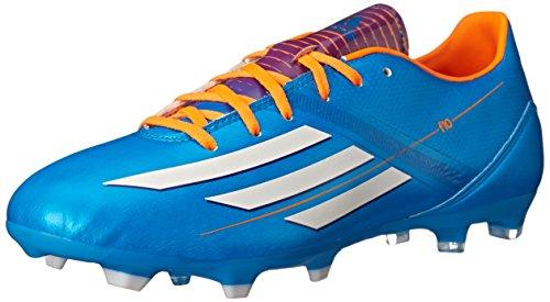 adidas New Men's F10 TRX FG Soccer Cleats Solar Blue 12