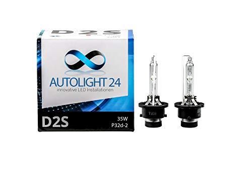 DUO SET AUTOLIGHT 24 D2S 6000K PREMIUM EDITION Xenon Brenner Scheinwerfer Lampe NEW