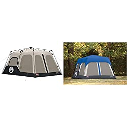 Best 'Instant' Waterproof Camping Tent For Families
