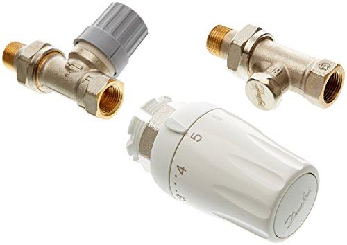 Danfoss 013G6511 1 Kit para Regular Temperatura del radiador, Multicolor, 3/8