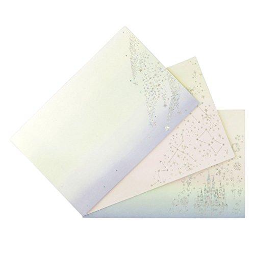 学研ステイフル封筒ホログラム箔6柄星D05203