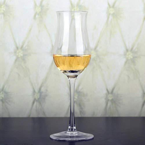 JYYC 100-200ML Vaso de cata de Whisky Vaso sin Plomo Vaso de...