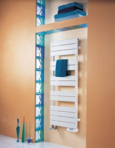 Radiador con toallero, REGATE Mixto 691w alto 1528 mm de diámetro, 500 ASX-148-050, color blanco