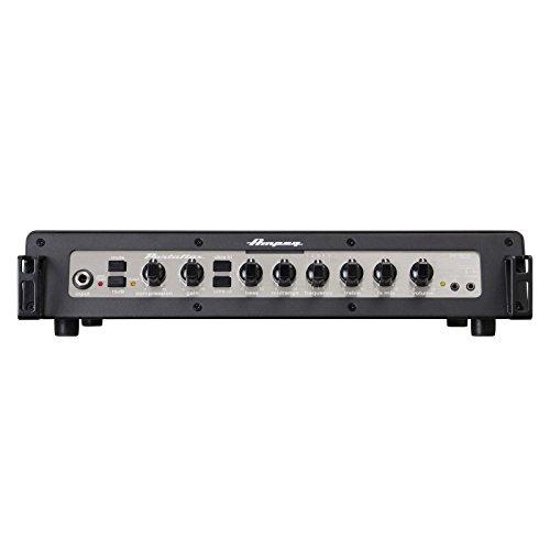 Amplificador bajo Ampeg pf-800 mosfet preamp 800w. Cabezal para bajo ultra compacto. 8 W de potencia RMS a 4 Ohm.
