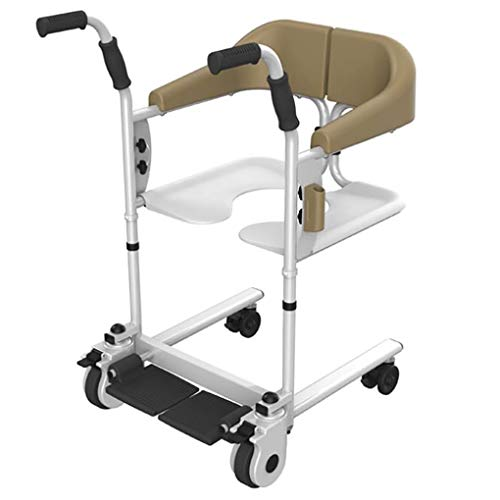 YXP Stand-Up-Patientenlift, Rollstuhlbad Toilette Tragbarer Patiententransfer Rollstuhl Altenpflege Patientenbewegungsmaschine Krankenhauspflege