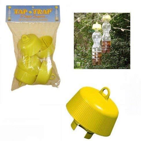 Tap-Trap - El tapón trampa, auténtico cebo ecológico.