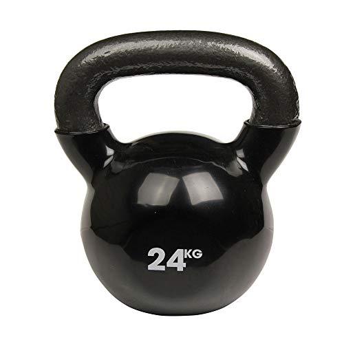 Fitness Mad - Kettlebell Nero, 20-32kg