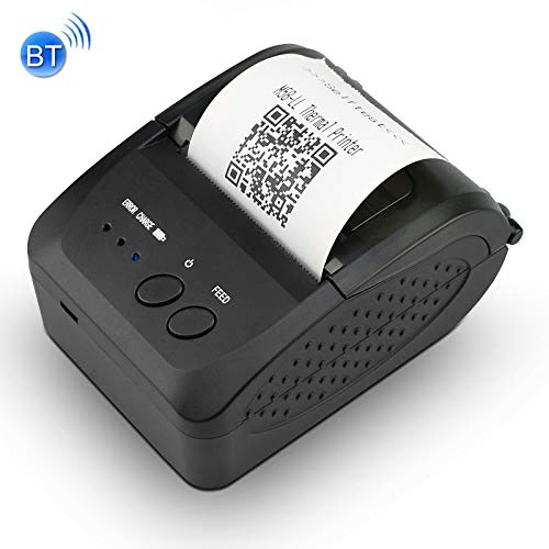 Why Choose Wireless Thermal Printer Wireless Mini Bluetooth Printer Portable 58mm Thermal Bluetooth ...