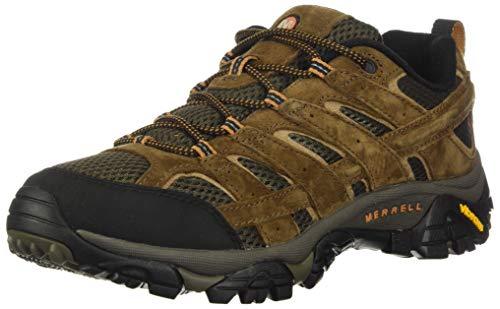 Merrell Men's Moab 2 Vent Hiking Shoe, Earth, 9.5 M US