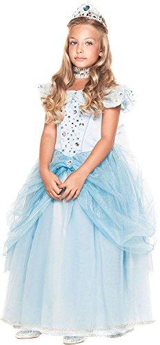 chiber Disfraces Disfraz Princesa Sofa (Talla 7)
