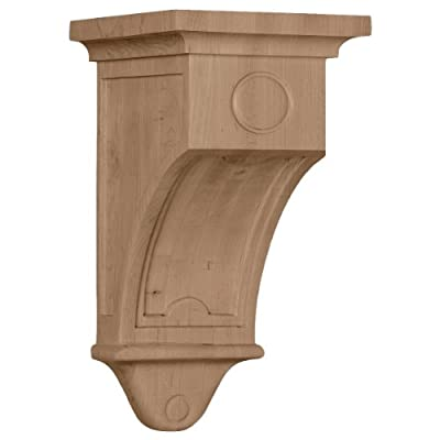 Ekena Millwork COR04X04 Arts and Crafts Corbel