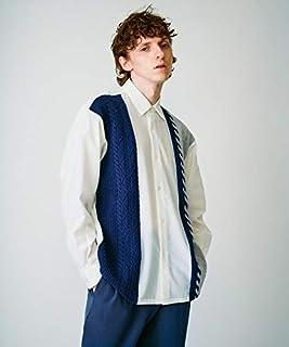 [ ティーケー タケオキクチ ] カジュアルシャツ L&S 切り替えシャツ 17089105 メンズ