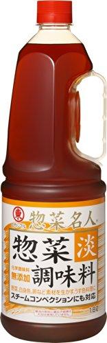 ヒガシマル醤油 ヒガシマル 惣菜調味料 淡 1.8L