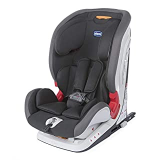 chicco Youniverse Fix Reclining Baby Car Seat 9-36 kg with ISOFIX, Group 1/2/3 for Children Ages 1 to 12, Easy to Install, with Side Protection and Adjustable Headrest - Black (B07GXCBGVF) | Amazon price tracker / tracking, Amazon price history charts, Amazon price watches, Amazon price drop alerts